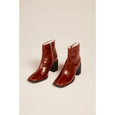 """""""INTENTIONALLY __________."""" Hinge-2 Boots - Cognac Size 11 5N3BDLS8"""