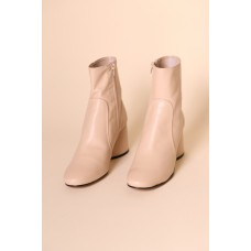 """""""INTENTIONALLY __________."""" LUCK Leather Boot - Clouds Extra Wide E5Q098Q3"""