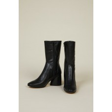 """""""INTENTIONALLY __________."""" Lady Boots - Black 412X0THC"""
