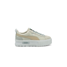 Puma Mayze Luxe Women 382781-01 sneakers - Marshmallow For Wide Feet designer H67B2PV8