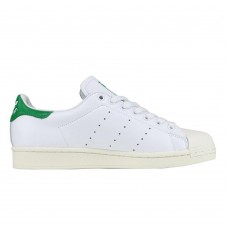 Adidas Superstan Sneaker - White / Green on clearance O2ZYROVL