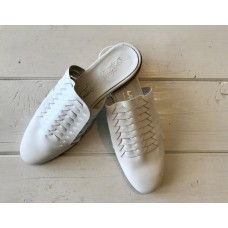 Atelier Delphine Minimalistic Shoes - White Outdoor N92MD15P