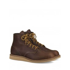 Men Redwing 2950 Rover Boot - Copper Size 15 New look G4QO8G87