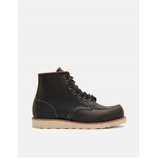 """Red Wing Shoes Heritage 8890 6"""" Moc Toe Work Boots - Charcoal Grey DJ5IM36L"""