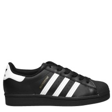 ADIDAS ORIGINALS Womens Shoes Superstar Trainers Indoor Trainers Core Black/Wht 275325