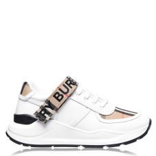 BURBERRY Shoes Ronnie Sneakers Fit Arc Beige A7026 270004