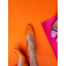 About Arianne galo beauty heels - tangerine Comfortable Discount 6EM37IFW