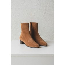 Anne Thomas MICHELLE BOOTS - SOFT SIGARO TAN Size 7 best PO140G5M