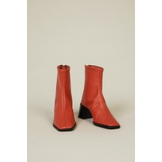 """""""INTENTIONALLY __________."""" Kam Boots - Orange Size 5 Free Shipping D7QLBL0V"""